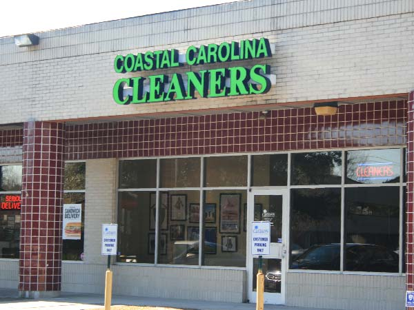 Coastal Carolina Cleaners
